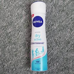 Produktbild zu NIVEA Dry Active Anti-Transpirant Spray