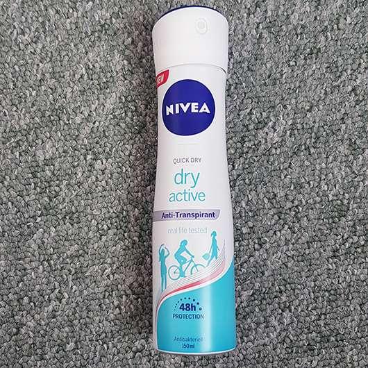 NIVEA Dry Active Anti-Transpirant Spray
