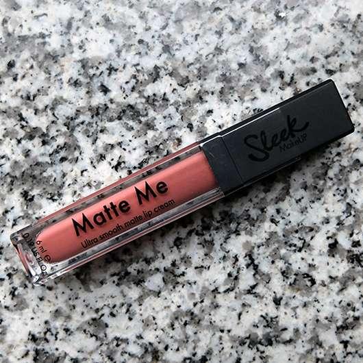 Sleek MakeUP Matte Me Ultra Smooth Matte Lip Cream, Farbe: Birthday Suit