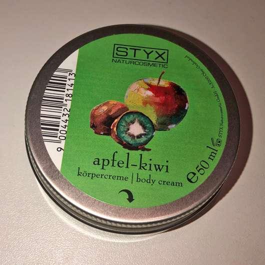 STYX Naturcosmetic Apfel-Kiwi Körpercreme