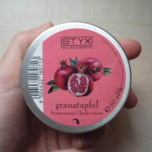 STYX Naturcosmetic Granatapfel Körpercreme