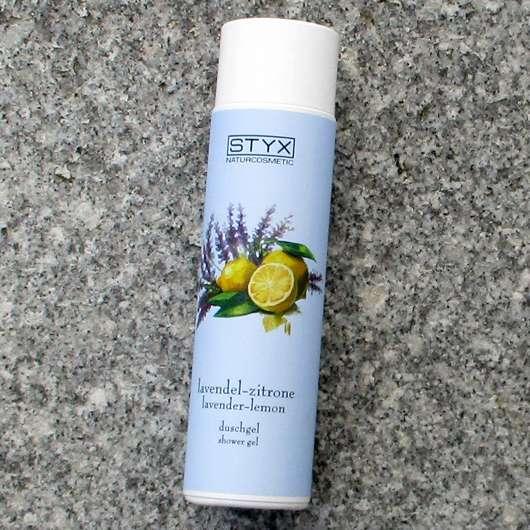 STYX Naturcosmetic Lavendel Zitrone Duschgel