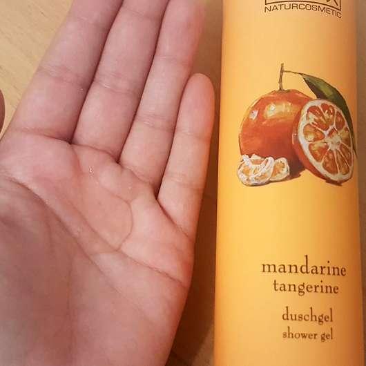 STYX Naturcosmetic Mandarine Duschgel - Konsistenz