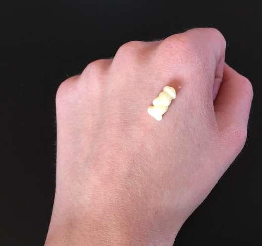 183 DAYS by trend IT UP Banana Hand Cream - Konsistenz