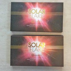 Produktbild zu bh cosmetics Solar Flare 18 Color Baked Eyeshadow Palette