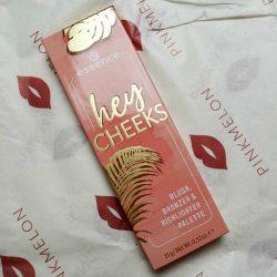 Produktbild zu essence hey cheeks blush, bronzer & highlighter palette