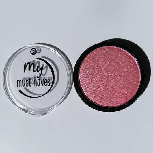essence my must haves eyeshadow, Farbe: 06 raspberry frosting