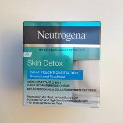 Produktbild zu Neutrogena Skin Detox 2-in-1 Feuchtigkeitscreme