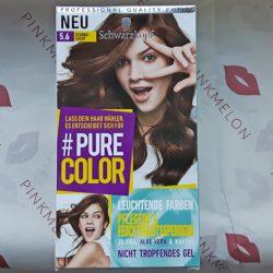 Produktbild zu Schwarzkopf #Pure Color #Pure Color Dauerhafte Gel-Haarfarbe – Farbe: 5.6 Schokosucht