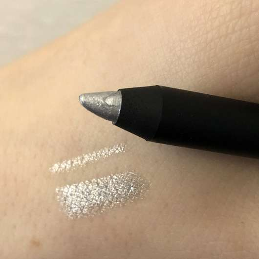Sleek MakeUP Lifeproof 12 Hour Wear Metallic Eyeliner, Farbe: Up To No Good - Swatches