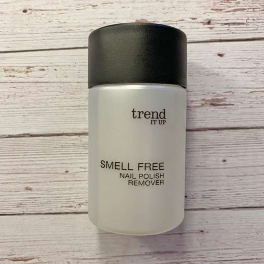 trend IT UP Smell Free Nail Polish Remover