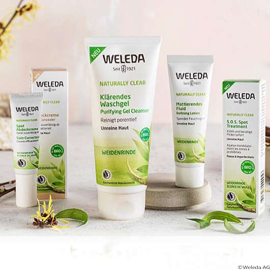 Weleda Naturally Clear