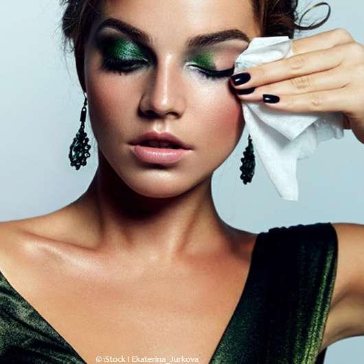Schaden Abschminktücher dauerhaft der Haut?