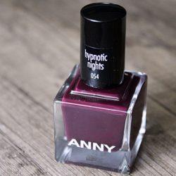 Produktbild zu ANNY Cosmetics Nagellack – Farbe: 054 hypnotic nights
