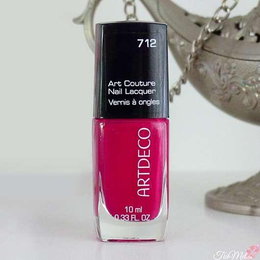 ARTDECO Art Couture Nail Lacquer, Farbe: 712 bougainvillea (LE)