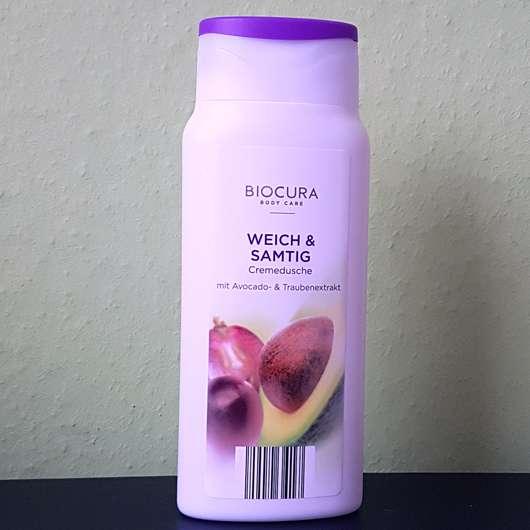 Biocura Body Care Weich & Samtig Cremedusche