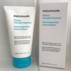 Produktbild zu #GEILEHAARE Diplex Disulfid Haarkur Haarreparatur