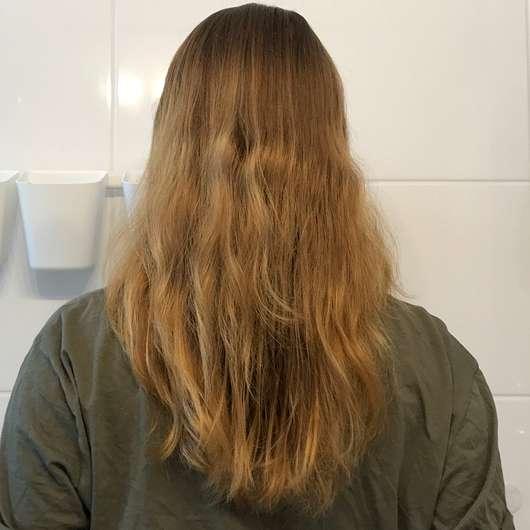 #GEILEHAARE Diplex Disulfid Haarkur Haarreparatur - Haare nach der Testphase