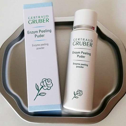 Gertraud Gruber Enzym Peeling Puder