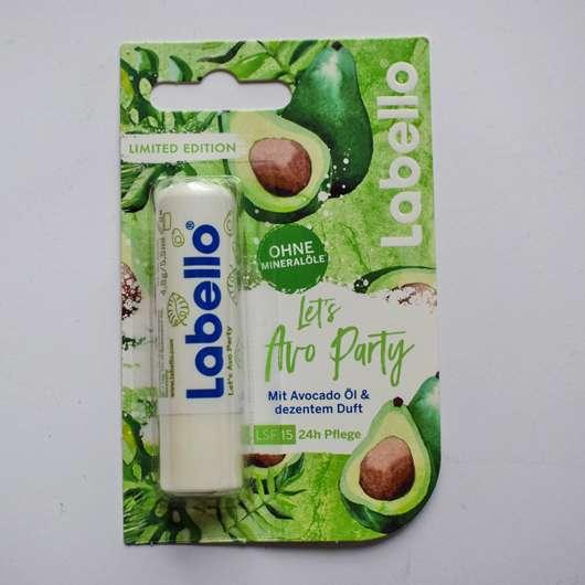"Labello Superfruits ""Let's Avo Party"" (LE)"