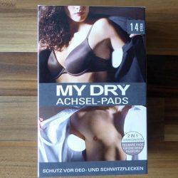 Produktbild zu MyDry Achselpads – Farbe: Weiß