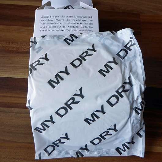 MYDRY Achselpads, Farbe: Weiß - einzelne Sachets