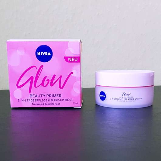 <strong>NIVEA</strong> Glow Beauty Primer