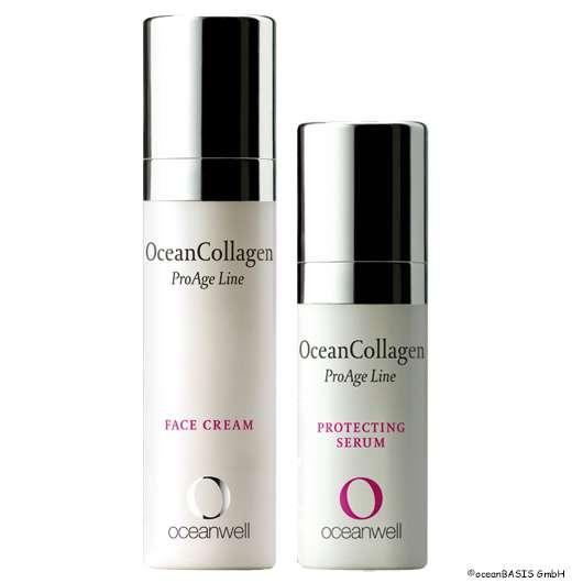 OceanCollagen-Duo von Oceanwell zu gewinnen