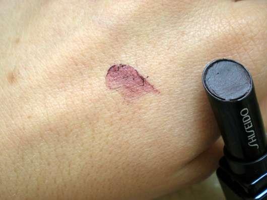 Shiseido VisionAiry Gel Lipstick, Farbe: 224 Noble Plum - Swatch