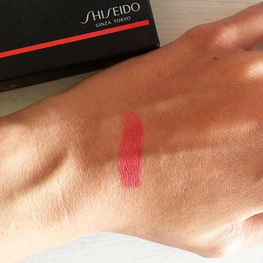 Shiseido VisionAiry Gel Lipstick, Farbe: 225 High Rise - Swatch