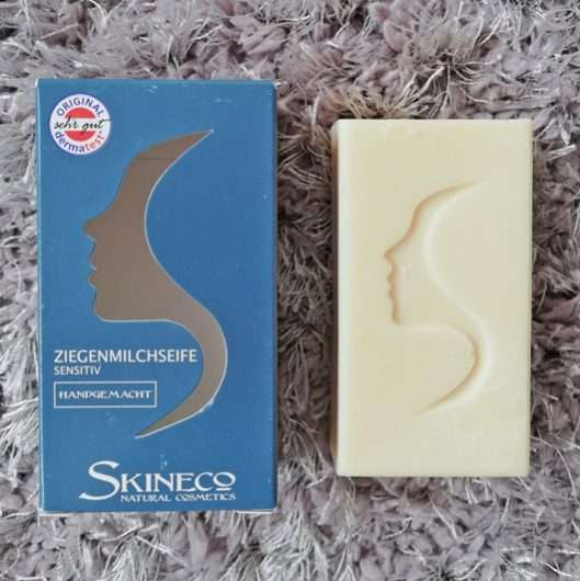 Skineco Ziegenmilchseife Sensitiv
