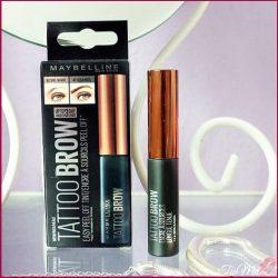 Produktbild zu Maybelline New York Tattoo Brow Easy Peel Off Tint – Farbe: 2 medium brown