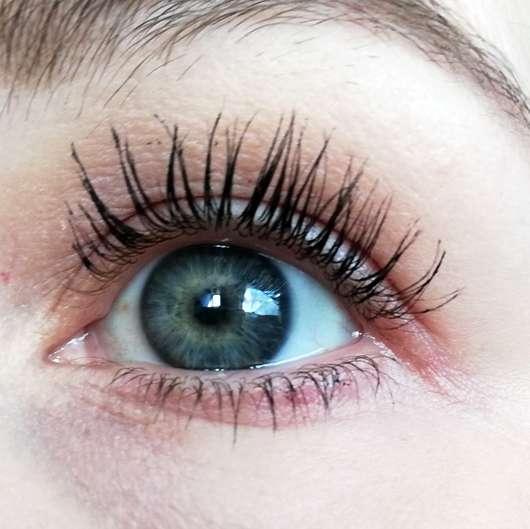 You Are Cosmetics Mascara für den XXL Look, Farbe: Black - Wimpern mit Mascara