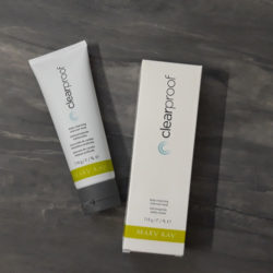Produktbild zu Mary Kay Clear Proof Deep-Cleansing Charcoal Mask