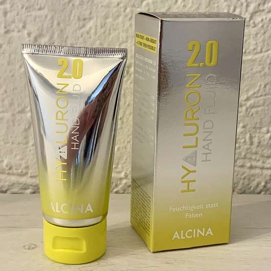 ALCINA Hyaluron 2.0 Hand Fluid