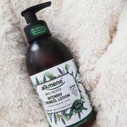Produktbild zu alkmene Bio Olive Intensiv Cremeöl Lotion