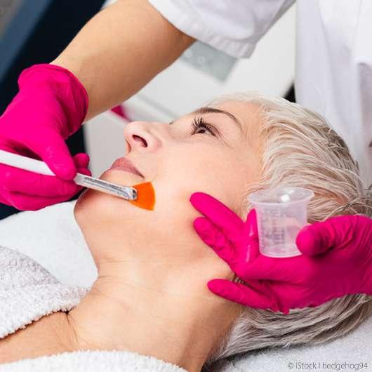 Chemisches Peeling – welches passt zu meiner Haut?