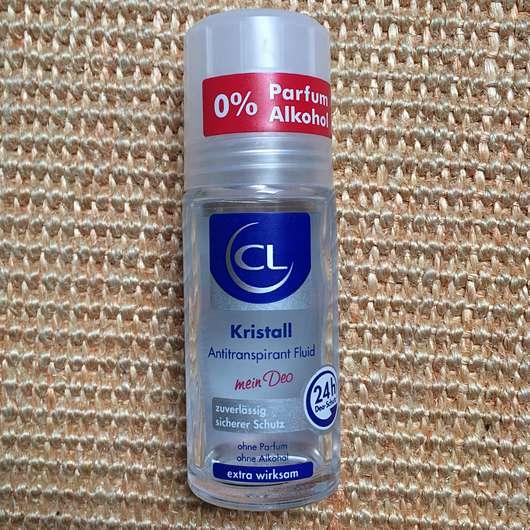 CL Kristall Antitranspirant Fluid