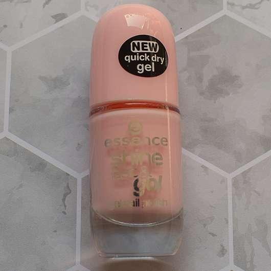 essence shine last & go! gel nail polish, Farbe: 04 millennial pink