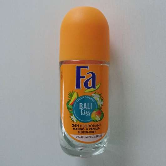 Fa Bali Kiss Deodorant Roll-On