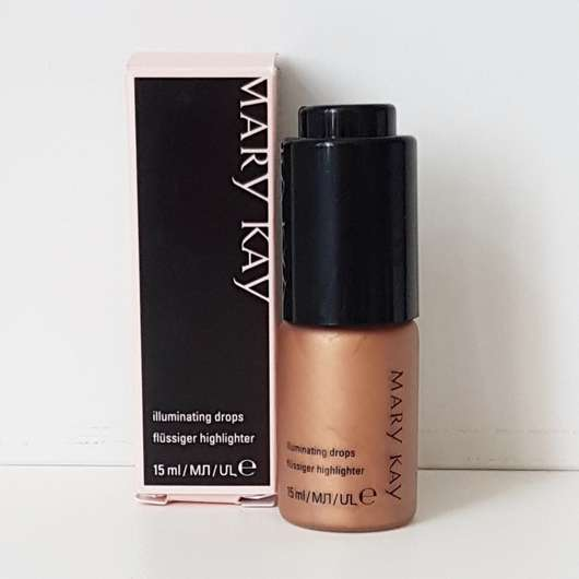 Mary Kay Illuminating Drops, Farbe: Bronze Light (LE)