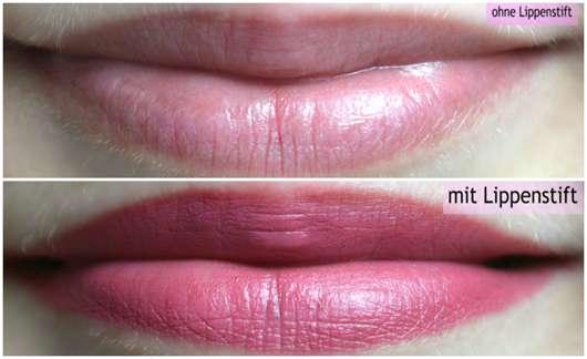 Sleek MakeUP Lip Dose Lipstick, Farbe: Boss Mode - auf den Lippen