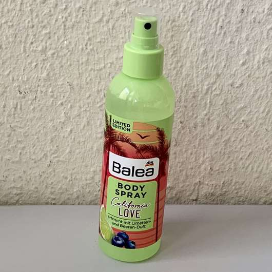 Balea Bodyspray California Love (LE)