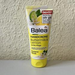 Produktbild zu Balea Handcreme Buttermilk & Lemon
