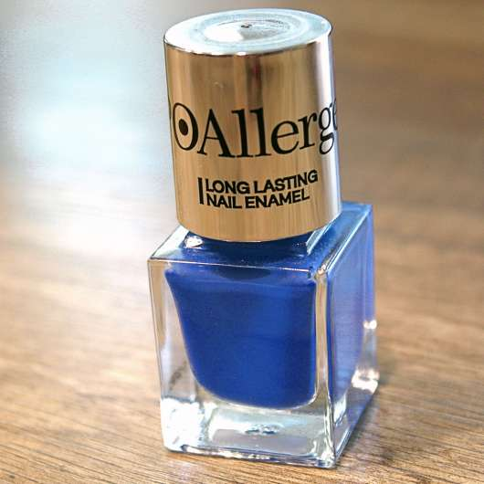<strong>Bell HYPOAllergenic</strong> Long Lasting Nail Enamel - Farbe: 15 ultramarine