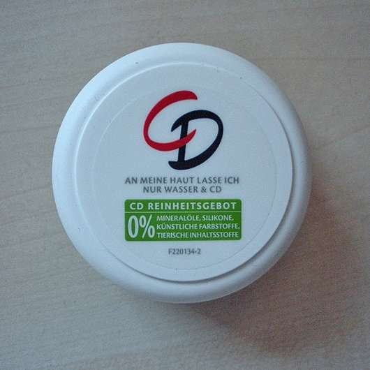 CD Feuchtigkeitscreme Wasserlilie