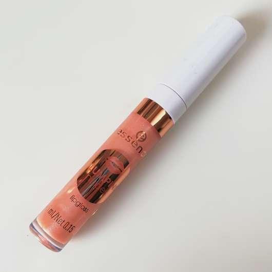 essence plumping nudes lipgloss, Farbe: 01 xxl charm