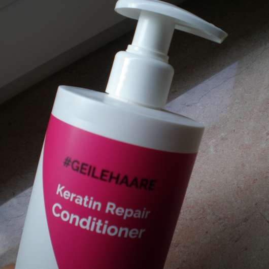 #GEILEHAARE Keratin Repair Conditioner