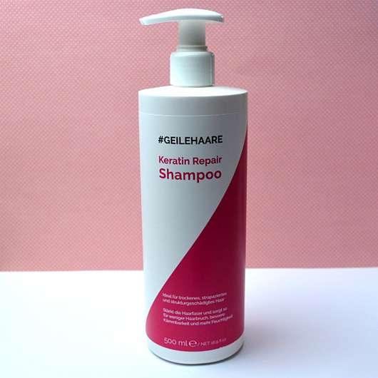 #GEILEHAARE Keratin Repair Shampoo