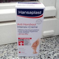 Produktbild zu Hansaplast Anti Hornhaut Intensiv-Creme (mit 20% Urea)